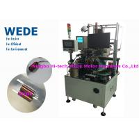 Quality Auto Ferrite Core Insertion Coil Winding Machine For Miniature Circuit Breaker for sale
