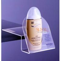 Buy cheap Skin Care Products Acrylic CosmeticDisplay Holder 500PCS For Promotion product
