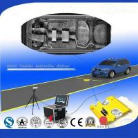 Buy cheap Movable Under Vehicle Inspection Camera UV300M Anti Terrorism Dynamic Imaging product