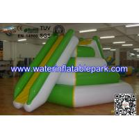 Buy cheap Professional Inflatable Water Climbing Tower With Slide For Water Park product