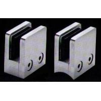 Buy cheap Stainless Steel Square Glass Clamp from wholesalers