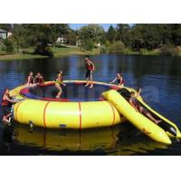 Buy cheap water trampoline combo(10) TRC05 product