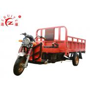 Buy cheap Heavy Duty Electric Cargo Tricycle , 2 - 3KW 60V Electric Delivery Trike product
