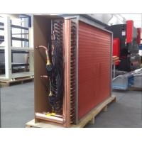 Buy cheap Copper Condenser Coil For Industrial Refrigeration Commercial Refrigeration Air Conditioning Heat Pump product