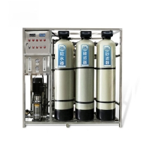 FRP 750LPH Reverse Osmosis Water Filtration System For Home for sale