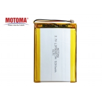 Buy cheap 5200mah Motoma Batteries High Capacity Lithium Polymer Rechargeable Battery product