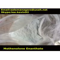 Buy cheap 99% Purity Raw Steroid Powders CAS303-42-4 Methenolone Enanthate Bodybuilding / Primobolan product