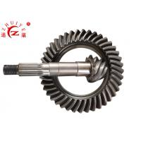 Buy cheap Wearable Auto Rickshaw Gear / Spiral Bevel Gear Pinion And Crown OEM Acceptable product