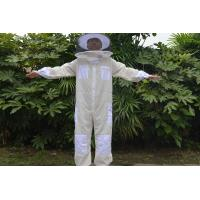 Buy cheap Custom Professional Grade Bee Protection Suit Vented Bee Suit With Hooded product