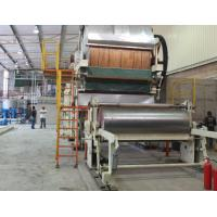 Buy cheap Full Toilet Tissue Roll Making System with prime quality product