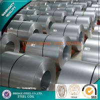 Buy cheap 16Mn Q195 Q235 Hot Dipped Galvanized Steel Coil ASTM A53 BS1387 SGCC product