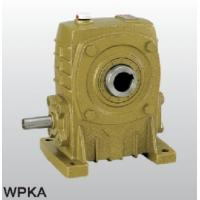 Buy cheap Output speed 14-300 RPM single WP series - WPKS worm reducer product