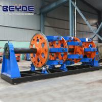 Buy cheap Copper Wire Planetary Stranding Machine product