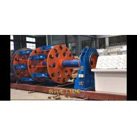 Buy cheap 400~630mm Bobbin Size Cable Stranding Machine Planetary Steel Wire Armouring Machine product