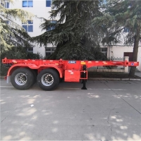 Quality 20FT Container Trailer Chassis for sale
