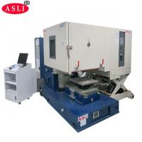 Buy cheap Climatic Single Door Thermal Temperature humidity Combined Vibration Test System Integrated product