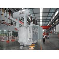 China Oltc Three Phase Oil Immersed Power Transformer 35kv With Two Winding on sale