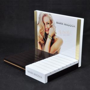 Buy cheap Custom Acrylic Jewellery Window Displays/ Luxurious Men'S Watch Display Rack Countertop product