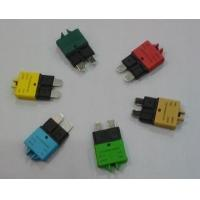 Buy cheap OEM Bimetal Temperature Switch Normal Closed Circuit Breaker 15A For TV Protected product