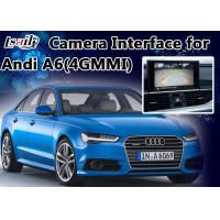 Buy cheap 360 Deg Rear Camera Interface , Audi Multimedia Interface A6 2017 4GMMI Plug and Play product