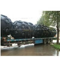 China Anti-Aging Inflatable Pneumatic Rubber Marine Boat Fender Ship Fender on sale