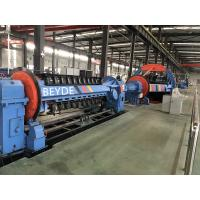 Buy cheap 1250X3 Fork Pay - Off Drum Type Rigid Stranding Machine With Phase 25r/Min product
