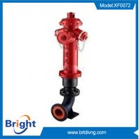 China Fast controlled prevent frostbite impact-proof outdoor fire hydrant on sale
