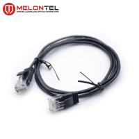 Buy cheap RJ45 Network Patch Cord 4PR Ethernet Cat6 / UTP With Boot MT 5007 from wholesalers