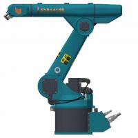 Buy cheap Material handling, Welding, 6 dof robotic arm With Teach Pendant product