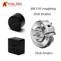 China Halnn BN-S30  CBN inserts: the efficient cutter of processing automotive brake discs on sale