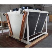 Buy cheap V-Bank Dry Cooler Air Condenser for data center office building product