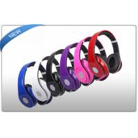Buy quality Seal Earmuffs Foldable Stereo Headphones / wireless stereo headset at wholesale prices