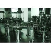 Buy quality Safe Hot Filling Machine Full Automatic For Fruit Juice / Tea Bottling at wholesale prices