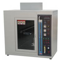 Buy cheap Fire Flame Plastic Burning Test Chamber UL 94 Standard AC 220V 50Hz product