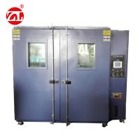 Buy cheap Walk - In Constant Temperature And Humidity Test Chamber With Touch - Screen product