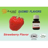Buy cheap Bright Sweet Strawberry Essence Synthetic Flavours Liquid For Drink product