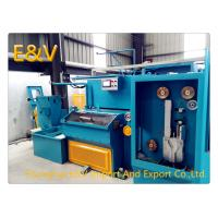 Buy cheap 2.6-3.0 mm Middle Copper Wire Drawing Machinery 100 Liter / Minute Drawing Oil product