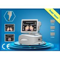 Buy cheap High intensity focused ultrasound HIFU beauty machine face / body slimming product