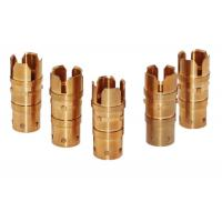 Buy cheap High Tolerance CNC Spare Parts , Precision Customized Small Metal Parts product