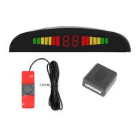 Buy cheap Wired Connectivity Rear Parking Sensor Kit / 4 Aftermarket Rear Parking Sensors product