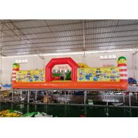 Buy cheap Amusement Adult Commercial Bounce House Fun Entertainment Low Maintainence product