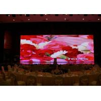Buy cheap Custom P3 Indoor Full Color LED Display For Concert / Stage , 3 Years Warranty from wholesalers