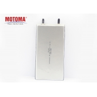 Buy cheap 3.7V 6000MAh Tablet Lithium Battery , Rechargeable Lithium Ion Battery For Pc product