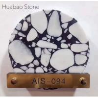 Buy cheap Low water Absorption Flamed Terrazzo Tiles 600x600mm 300x600mm used indoor outdoor product