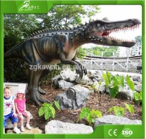 Buy cheap Hot Sale Monster Park Children Entertainment Animatronic Dinosaur T-rex product
