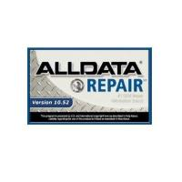 Buy quality ALK 2013 ALLDATA REPAIR ALLDATA 10.52 workshop service manual at wholesale prices