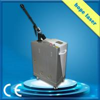 Buy cheap 650nm Laser Freckle Wrinkle Remover Machine , Medical Q Switch Laser Tattoo Removal product