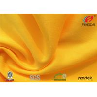 Buy cheap Waterproof stretch Polyester spandex Knitted fabric for school sports uniform product
