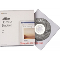 Buy cheap Retail Box Microsoft Home And Student 2019 Multi Language from wholesalers