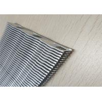Buy cheap Auto Radiator Heater Condenser Evaporator Aluminum Fin For Electric Vehicle product